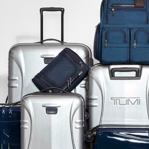 Up to 50% OffTumi Selected Backbacks and Luggages Sale