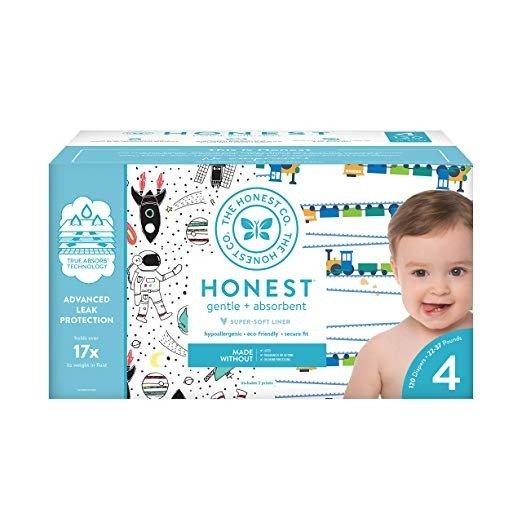婴儿纸尿裤4号 120片