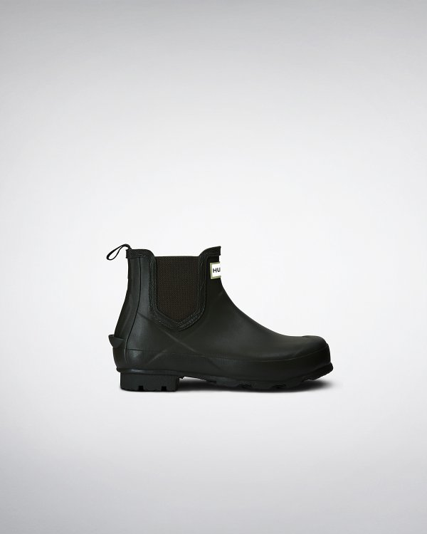 切尔西雨靴