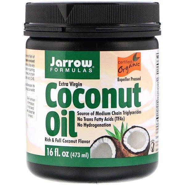 Jarrow Formulas 有机特级初榨椰子油