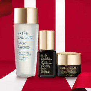 30% Off + Up to 8 GiftsEstee Lauder Beauty Event