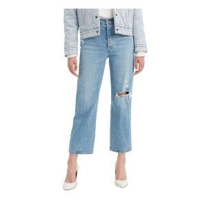Levi'sRibcage牛仔裤