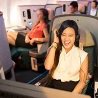 As low as $1000 in Business ClassBeijing/Shanghai to Melbourne Australia Round-Trip Airfare Shaving