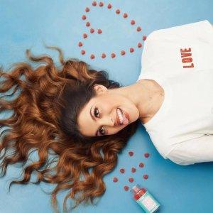 低至8折 全网最低限今天:Hairburst 护发产品情人节促销 呵护你长发及腰
