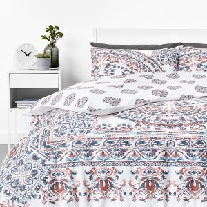 无门槛7折 花卉床品套装€20法国11.11预热:In Homeware 家居床品闪促 打造温暖舒适的家