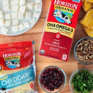 $6.37起 做早餐超合适Horizon Organic 低脂有机奶热卖
