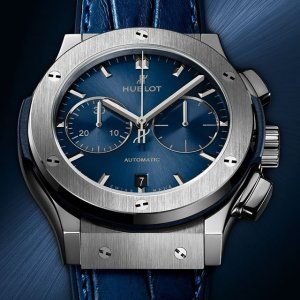 Extra $100 OffDealmoon Exclusive: HUBLOT Classic Fusion Automatic Titanium Men's Watch