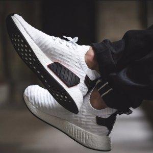 全部8折+无门槛包邮Adidas NMD 系列男鞋热卖 新款大促