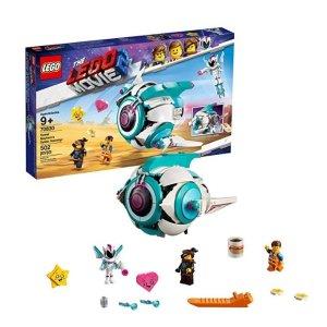 LEGO THE LEGO MOVIE 2 Sweet Mayhem's Systar Starship! 70830 Building Kit