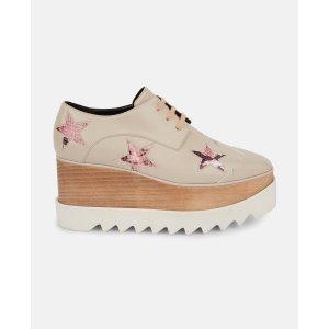 Stella McCartney厚底鞋