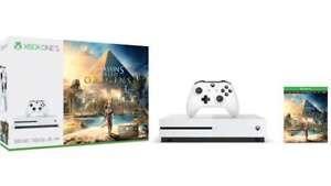 $239.2 (原价$399) 玩刺客信条比黒五低:Xbox One S 500GB Console 加1款热门游戏 特卖