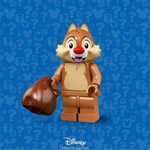 18个超萌人仔要掏空钱包预告:LEGO官网 全新迪斯尼合作人偶,预计5月1日上市