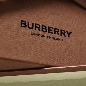 低定价+8.5折!格纹短裤£78Burberry 超值新品好折 收风衣、Logo外套、包包等好物
