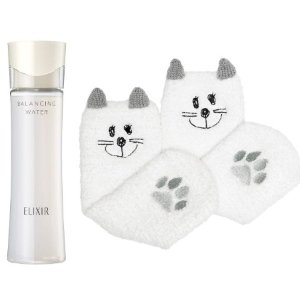限定套装 $25 / RMB168.8资生堂 ELIXIR 抗初老系列REFLET 平衡化妆水&乳液