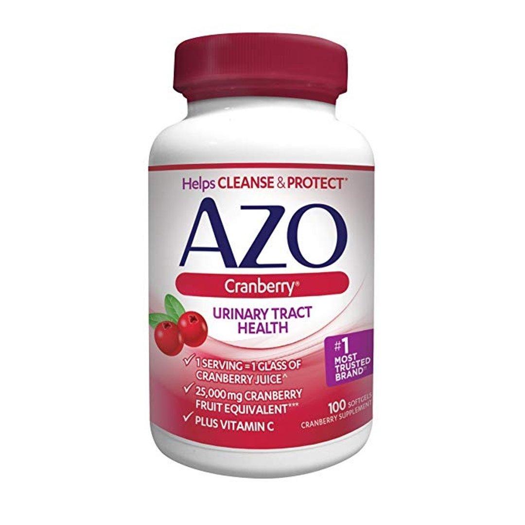 尿道健康平衡蔓越莓维生素100粒
