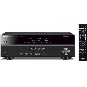 $185(原价$449)4K 高保真Yamaha 雅马哈 HTR-2071 5.1声道 功放机
