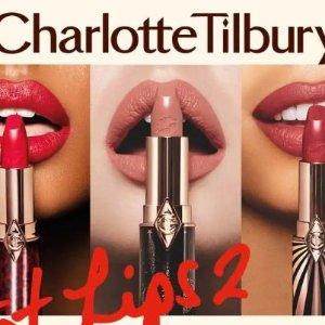 变相8折 £32收Exagger眼影盘Charlotte Tilbury 全线美妆罕见热促  新款粉底液参加