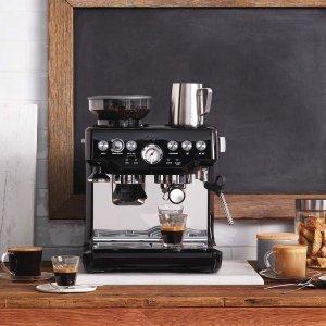 6.4折 €444.59 原价€587.79Prime Day 狂欢价:Sage Appliances SES875 意式咖啡机 自动 黑色