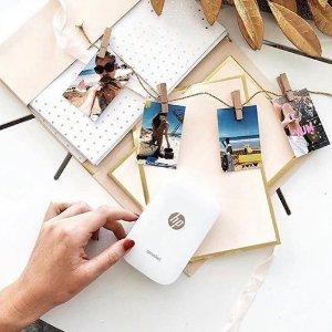 $129.9 ($159.99)HP Sprocket 手机照片打印机 口袋神器