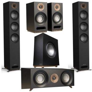 Jamo S 809 全套 5.1 环绕式音响套装