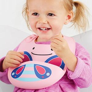 低至7.6折 $7.98起Skip Hop 小蝴蝶宝宝用品 可爱又实用的餐具套装