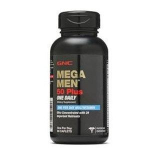 GNCMega Men® 50 Plus One Daily