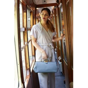 The Cambridge Satchel CompanyDoctors Bag - French Grey Calf Grain