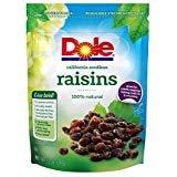 $5.23Dole California Seedless Raisins 12 Ounce