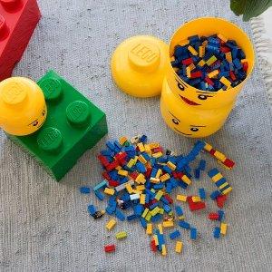 颗粒造型挂钩$14.49 凑单佳品LEGO官网 家居收纳日用热卖 满额送帆船冒险