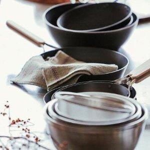 黑色玉子烧到手价折$22和平Wahei Freiz锅具 收樱花锅、天妇罗炸锅 美味需要一柄好锅子