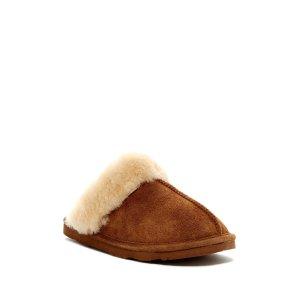 BearPawLoki II Genuine 羊皮拖鞋