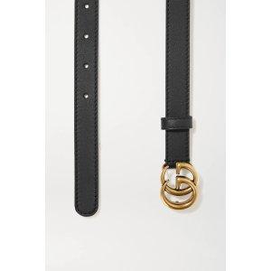 Gucci相当于美金$271,包税经典GG腰带 2cm