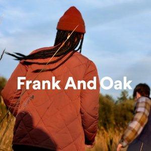 低至2.9折+额外7.5折+免邮延长一天:Frank&Oak 春日美衣放送 有机棉T$7 高领毛衣$30