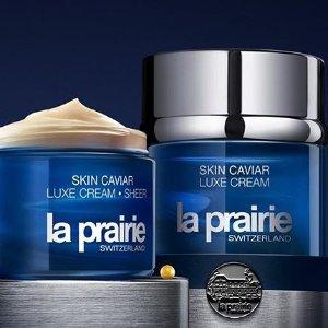 Up to $200 OffSaks Fifth Avenue La Prairie Beauty Sale