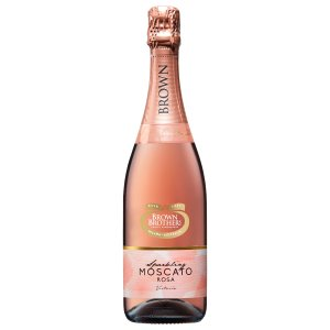 BROWN BROTHERSSparkling Moscato Rose 网红小甜水