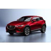 Mazda CX-3 折纸模型免费下载