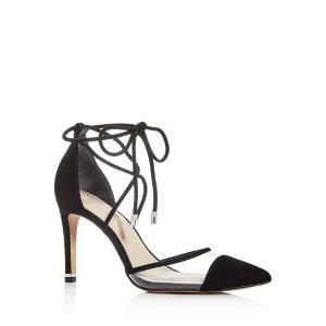 Kenneth Cole折扣区商品,标价为额外8折系带高跟鞋