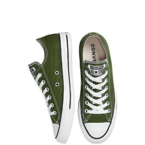 Converse全明星 季节限定绿
