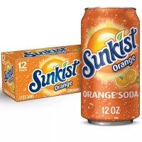 橙子苏打水 12听 3箱