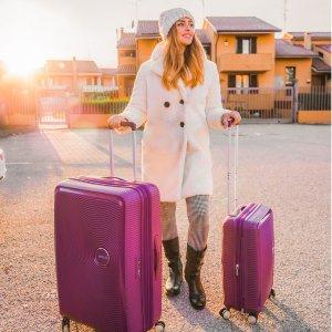 低至6折,登机箱£62起折扣升级:American Tourister 万向轮旅行箱 多款好价热促