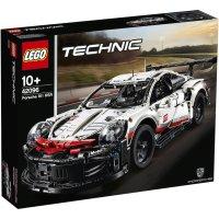 Technic 保时捷 911 RSR (42096)