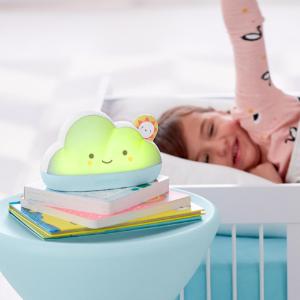 7.5折 包邮Skip Hop官网 全场婴幼儿产品热卖 收扎克伯格理念睡眠钟