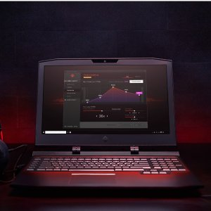 From $799.99HP OMEN Laptop - 15/17t gaming