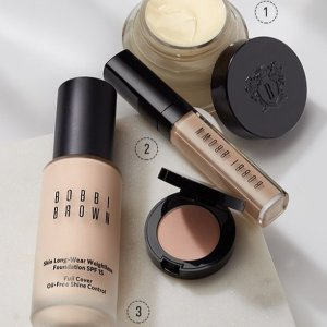 $10 GC with ANY Purchase + Up to $100 Extra GCLast Day: Nordstrom Bobbi Brown Beauty Sale
