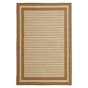 Brown Stripe Outdoor 地毯