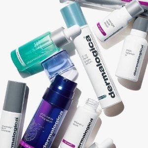 $27起+送GA液体眼影中样上新:Dermalogica 护肤套装热卖 专业级医美修复品牌