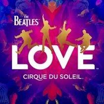 $75起 致敬经典音乐传奇披头士拉斯维加斯太阳马戏团 THE BEATLES LOVE 秀票
