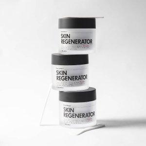任购即送$25的眼霜 仅线上Unichi 深海四十噚系列护肤热卖 $47收腊梅经典面霜平替