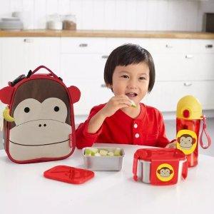 低至6折 多买多省Skip Hop 全场婴幼儿产品热卖 收爆款不锈钢饭盒