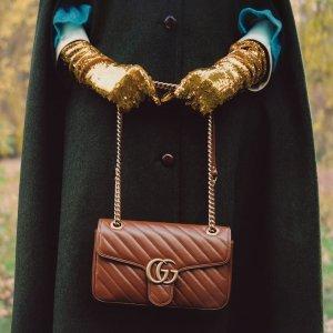 低至2折 €180收棒球帽Gucci 时尚专场 logo包包、围巾、皮带、墨镜全都有!